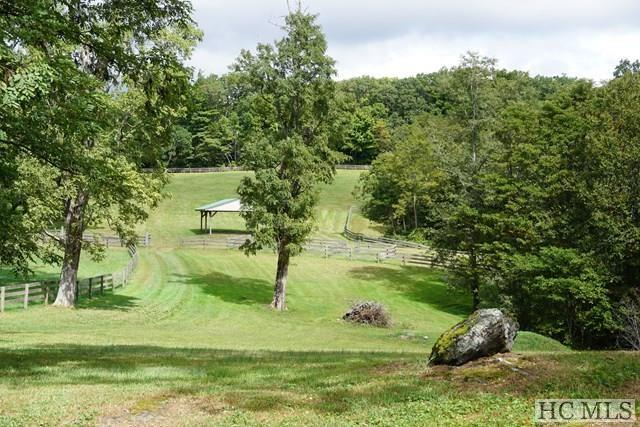 Highlands farm for sale in NC - gently rolling hills