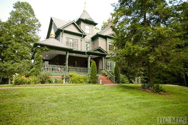 Highlands Victorian house for sale - exterior