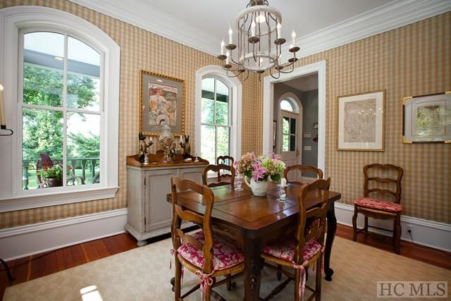 Highlands Victorian house for sale - dining room