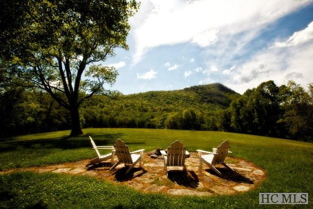 highlands estate and ranch fire pit