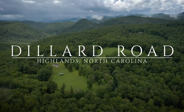 Highlands NC farm for sale