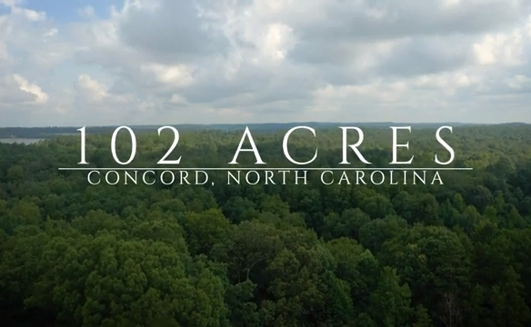 102 Acres for Sale near Charlotte NC