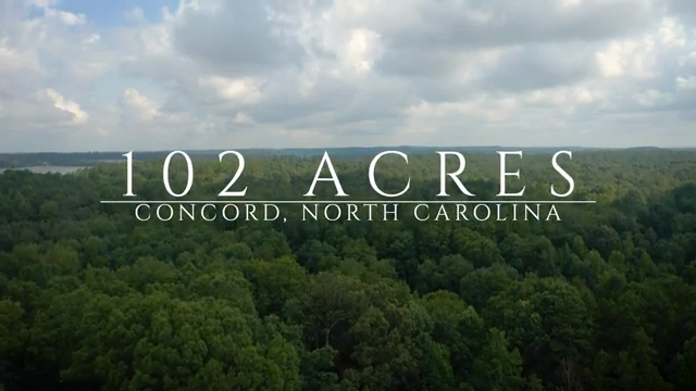102 Acres for sale Concord NC
