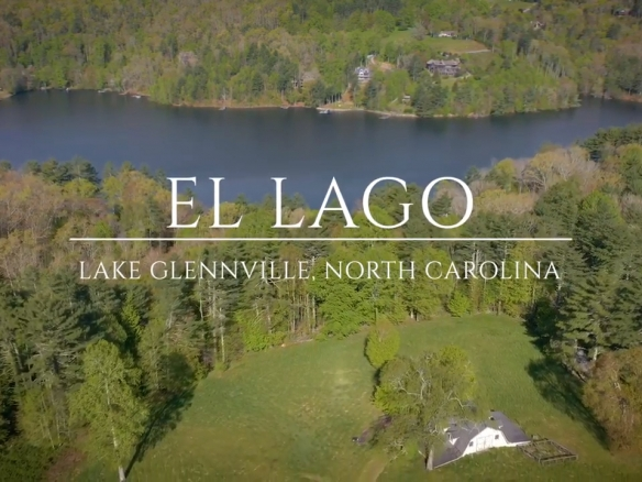 Lake Glenville property for sale El Lago Cashiers NC